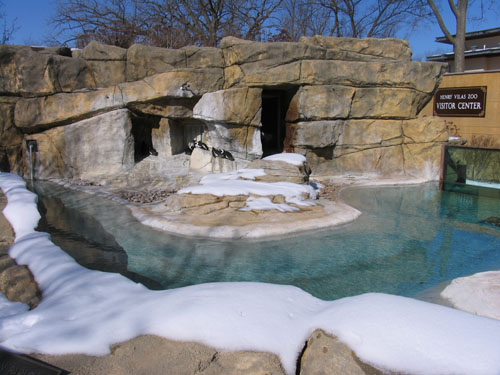 Zoos And Aquariums With Penguins