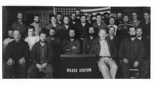 Wilkes 1958 Group Photo