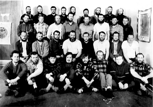 Wilkes 1969 Group Photo